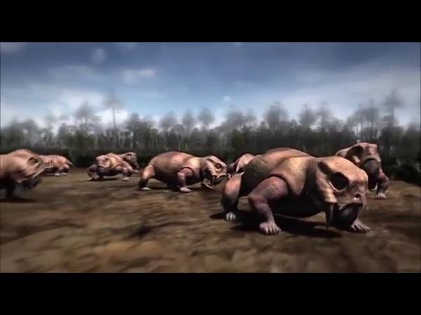Армагеддон животных Эпизод 3 Великое вымирание русский версия