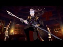 The Dragon Prince 2x09 Viren Aaravos vs Guards