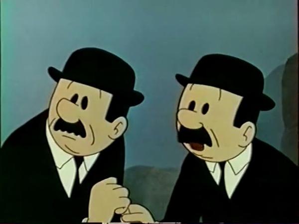 Belvision Les Aventures De Tintin Episode 05 L'île Noire Belvision Приключения Тинтина эпизод 05 Черный остров