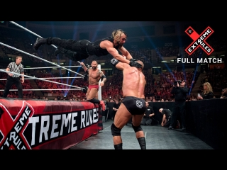 (WWE MAnia) Extreme Rules 2014 Evolution vs The Shield