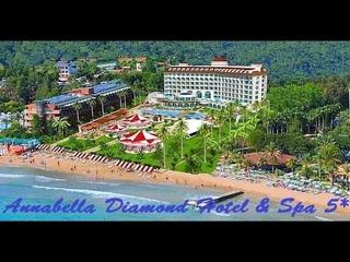 Annabella Diamond Hotel & Spa 5*, Инджекум, Аланья, Турция