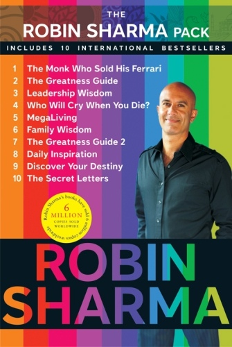 Robin Sharma] Robin Sharma Pack (10 Volume Set)