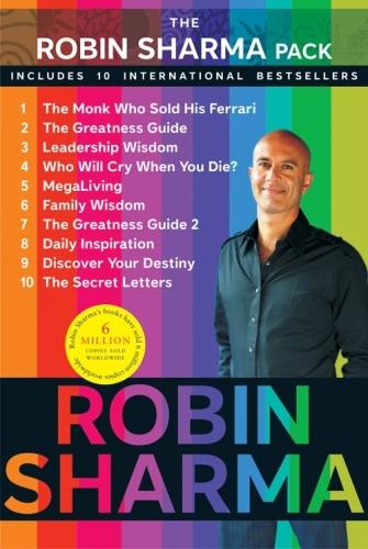Robin Sharma] Robin Sharma Pack (10 Volume Set)