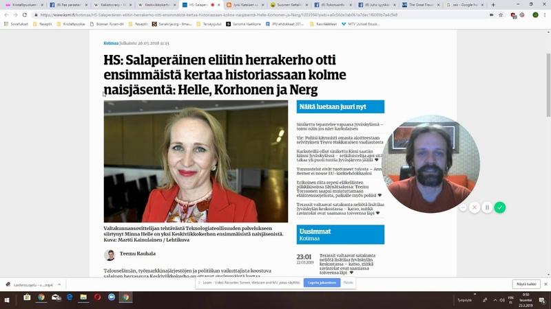 Kakistokratia Onko Suomi sellainen