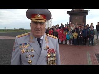 """""""Я помню, я горжусь!"""" генерал-полковник милиции в отставке Владимир Пронин"""