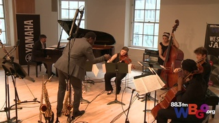 Myron Walden / Jon Cowherd with Strings at Yamaha Piano Salon