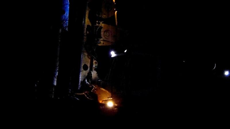 сваи по ночам шуруют в Севастополе.