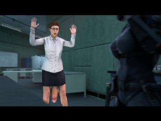 3D porn - The Mad Doctor (Mortal Kombat, Tomb Raider sex)