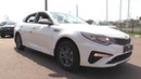 2018 Kia Optima. Start Up, Engine, and In Depth Tour.