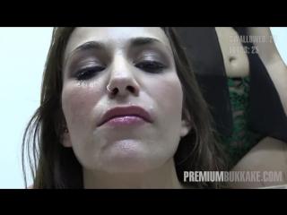 Premium Bukkake Alma