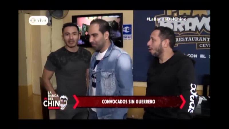 Nota - Convocados sin Guerrero