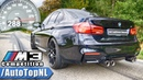 BMW M3 F80 Competition ACCELERATION TOP SPEED 0-288km/h DRAGY GPS by AutoTopNL