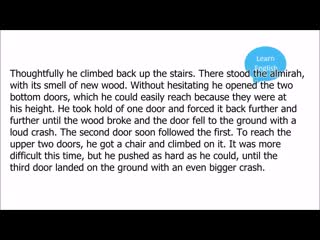 Learn english through story ★ subtitles_ the stepmother (level 3)