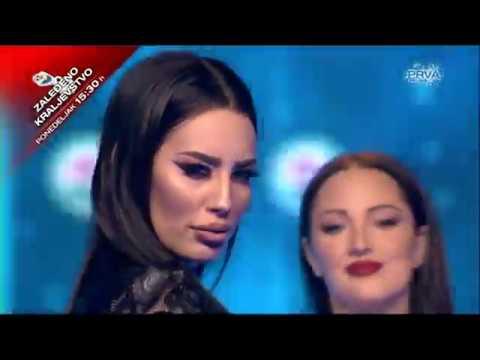 Katarina Grujic - Paranoican - Novogodisnji Grand Specijal - (Tv Prva 31.12.2017.)