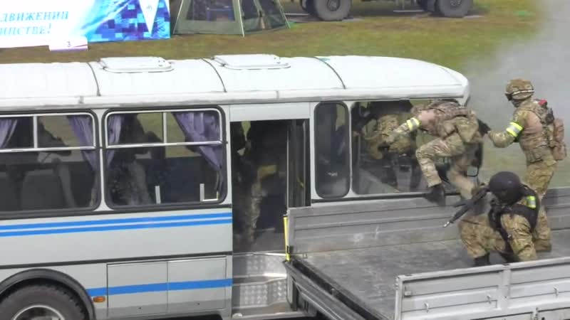 Абакан 24 В Абакане состоялся военно спортивный праздник ХРО ВФСО Динамо