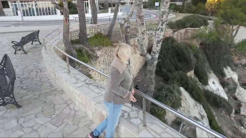 Жизнь . IraGerold. Прогулка Маями Плайя Испания.