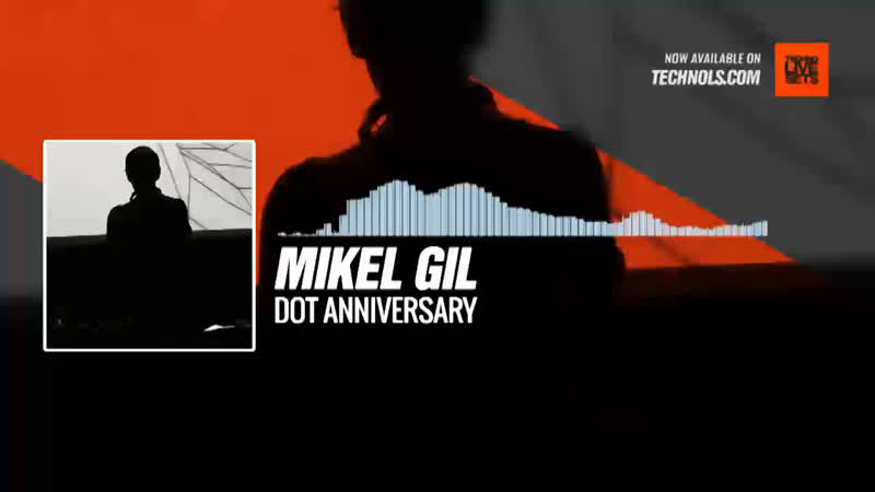 Mikel Gil - Dot Anniversary @MikelGildj Periscope Techno music