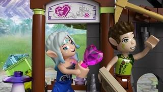 Набор LEGO ELVES 41177: Кристальная шахта