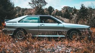 Audi UR Quattro 20V -Takeover-