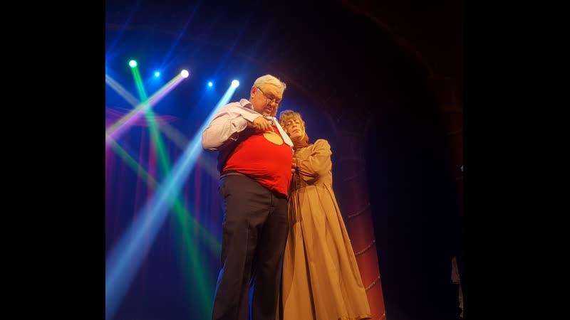 Танец Валерия Шадского