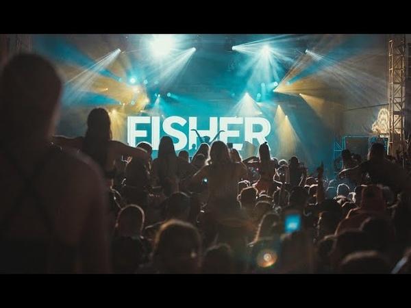 SET TECH HOUSE 2019 @ FISHER, KOLOMBO, GABE MALIKK.