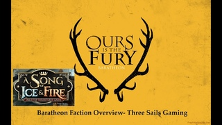 House Baratheon Faction Overview - A Song of Ice and Fire: The Miniatures Game - 3SG