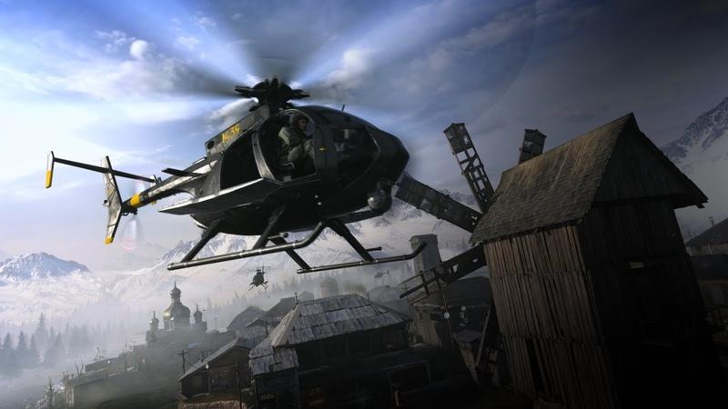 Официальный анонс Call of Duty®: Modern Warfare® – ПК [RU]