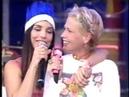 Paquitas 2000 dançando com a Ivete Sangalo no Xuxa Park