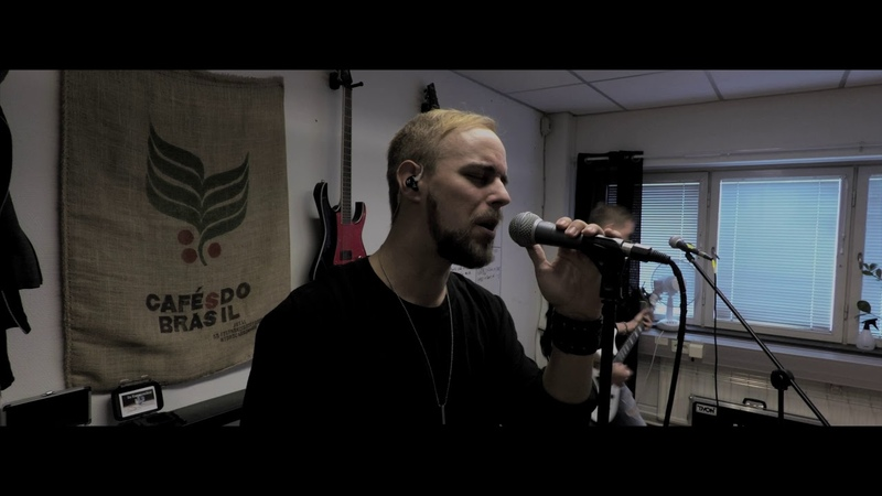 John Lundvik – Too Late For Love (metal cover by MILE)