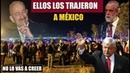 ¡ NO LO VAS A CREER ! Ellos trajeron a los inmigrantes a México para HUNDIR GOBIERNO DE AMLO