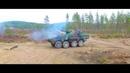 Patria Amos Nemo 120mm Advanced Mortar Systems