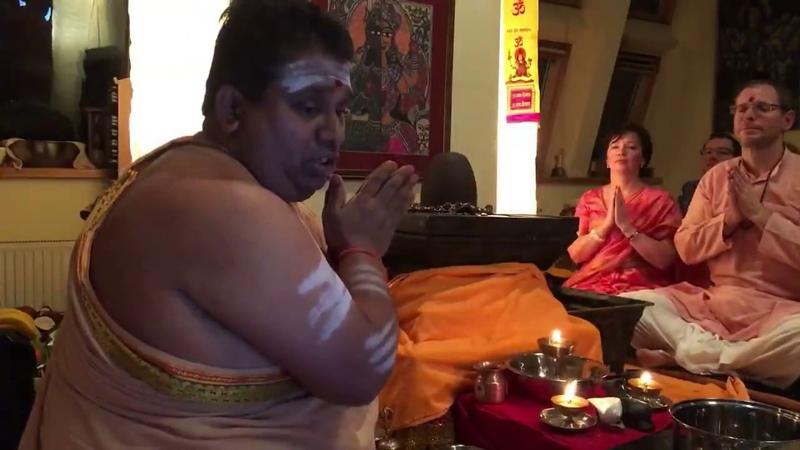 Маха Шиваратри 2019 1 часть