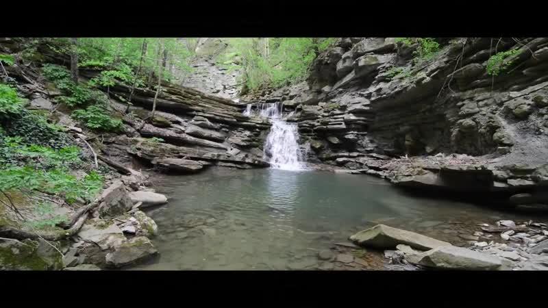 Джиперский водопад . Хутор Поднависла.