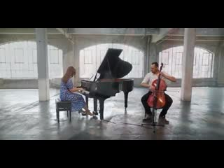 Canon in D (Pachelbels Canon) - Cello  Piano [BEST WEDDING VERSION]