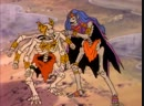 Воины скелеты 8 серия Прошлое прекрасно будущее неопределенно Skeleton Warriors 1995
