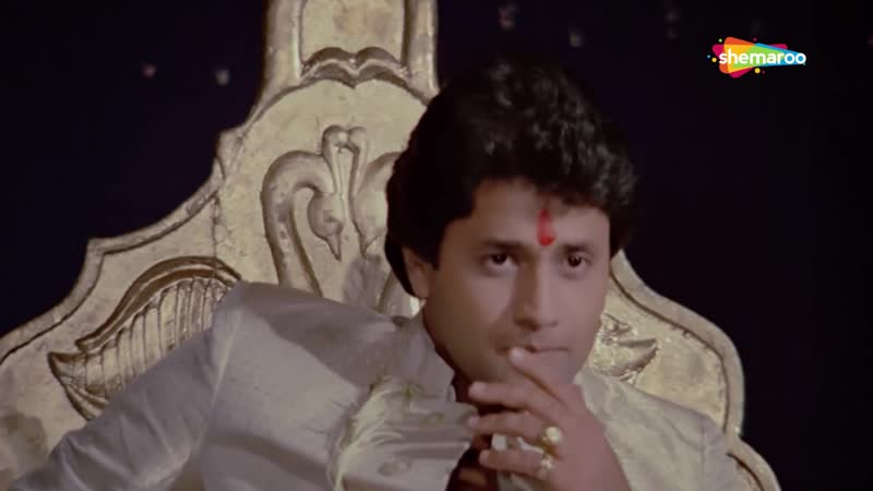Mere Dware Pe Baraat - Karm Yudh (1985) - Mithun Chakraborty - Abhijeet Bhattacharya