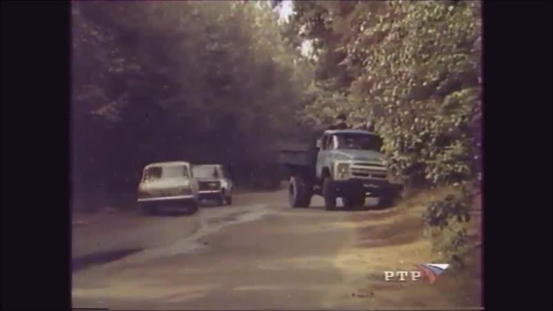 Невероятные приключения итальянцев в России (1973) (РТР, 10 февраля 2002) Фрагменты