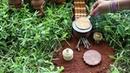 Miniature Aloo Paratha | Aloo Paratha Recipe | Miniature Cooking 19 | mini foodkey
