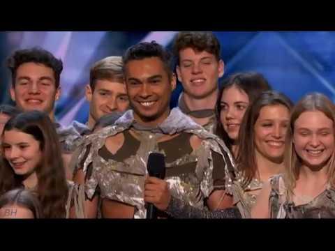 All Of Zucaroh's Performances On America's Got Talent 2018
