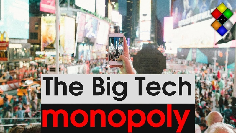 How the Big Tech monopolizes everything