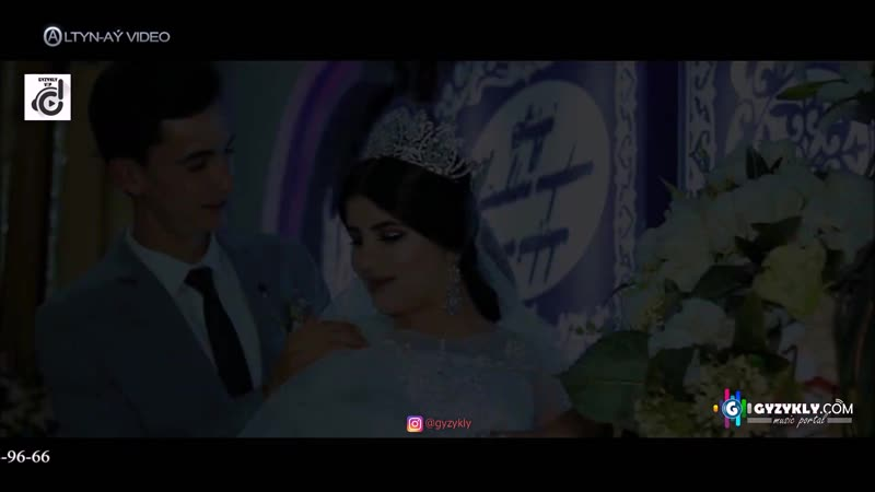 Yazberdi Mahmydow - Akja Gelin (Official Wedding) 2019 HD
