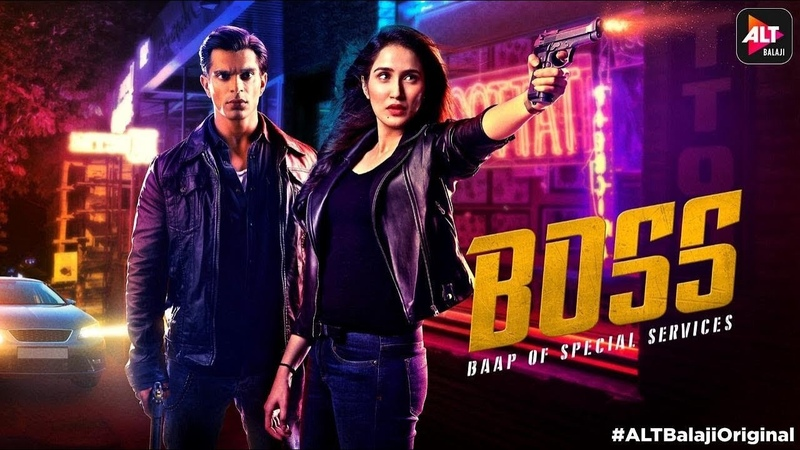 Boss Baap of Special Services Streaming Now ALTBalaji