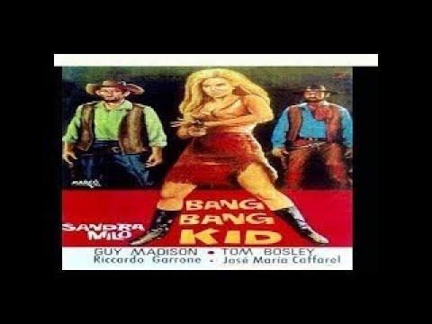 Bang bang kid 1967 TOM BOSLEY RESOLUCION 1150p WESTERN en español