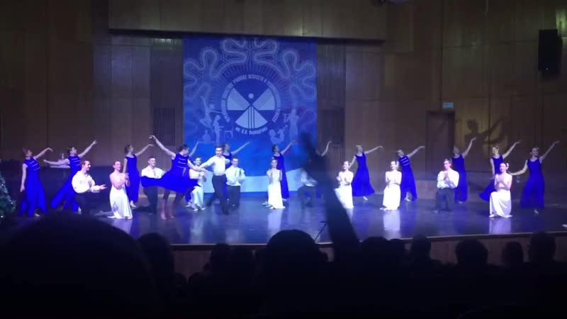 концерт Натальи Николаевны