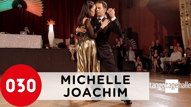Michelle Marsidi and Joachim Dietiker Pat tico