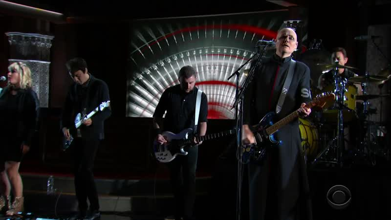 Smashing Pumpkins - Knights of Malta (2019-08-07 - The Late Show with Stephen Colbert, New York, NY, USA)