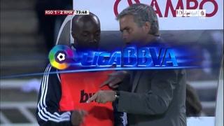 Real Sociedad  Vs  CR7 + Pepe Semi Goal HD 720p