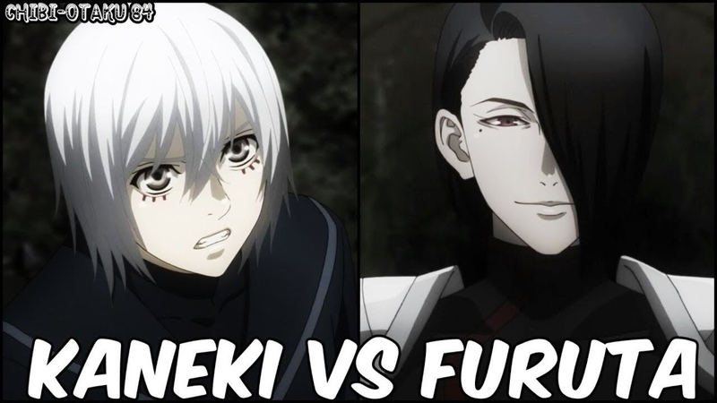 Kaneki vs Furuta | Kaneki Kills Rize(Eng Sub) - Tokyo Ghoul:re Season 2 Eps 12
