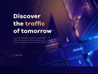 Traffic of tomorrow by walid beno