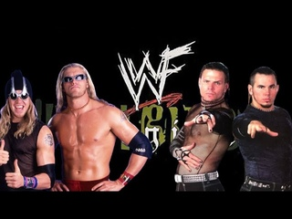 WWE 2K19 Edge & Christian vs Hardy Boyz, Unforgiven '99, Steel Cage, WWF Tag Team Championship